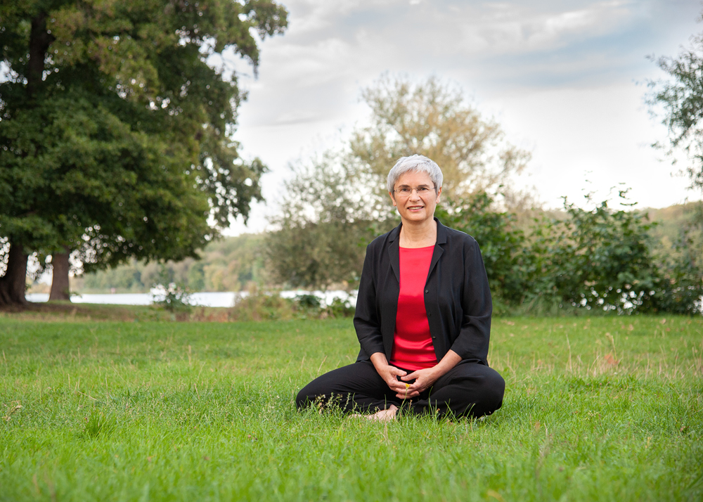 Angelika Baur, Meditation